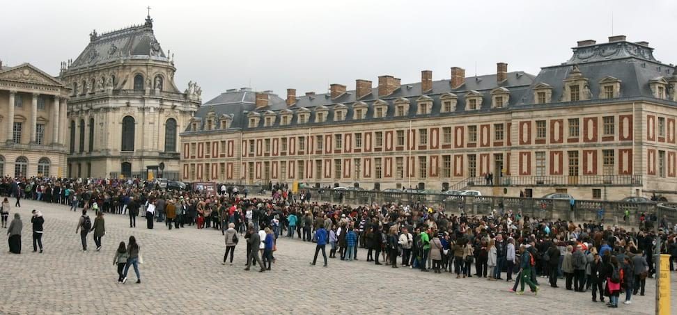 Bien-aimé When to visit the Palace of Versailles: Tips to beat the queues IS12