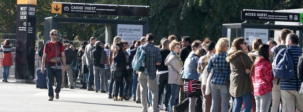 Nos astuces pour viter l 39 affluence paris for Lieux touristiques paris