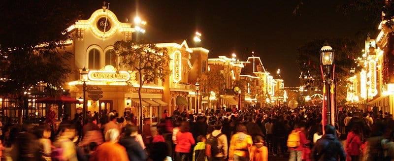 Disneyland in HK