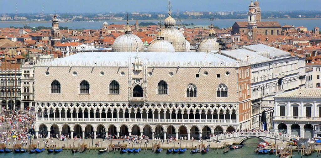 Doge Palace in Venice
