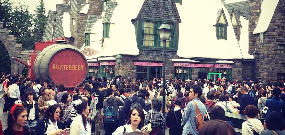 Osaka Universal Studios