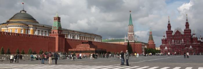 В Мавзолей Ленина без очереди