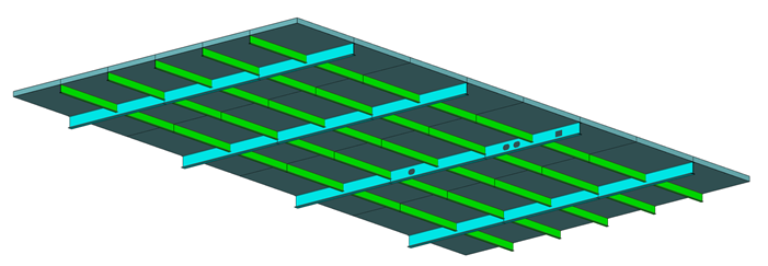 How to analyse and design a composite floor to Eurocode?