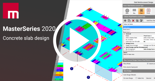 MasterSeries 2020 - Concrete Slab Design