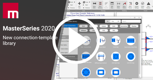 MasterSeries 2020 - New connection template library