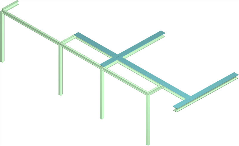 Proposed Steel Frame