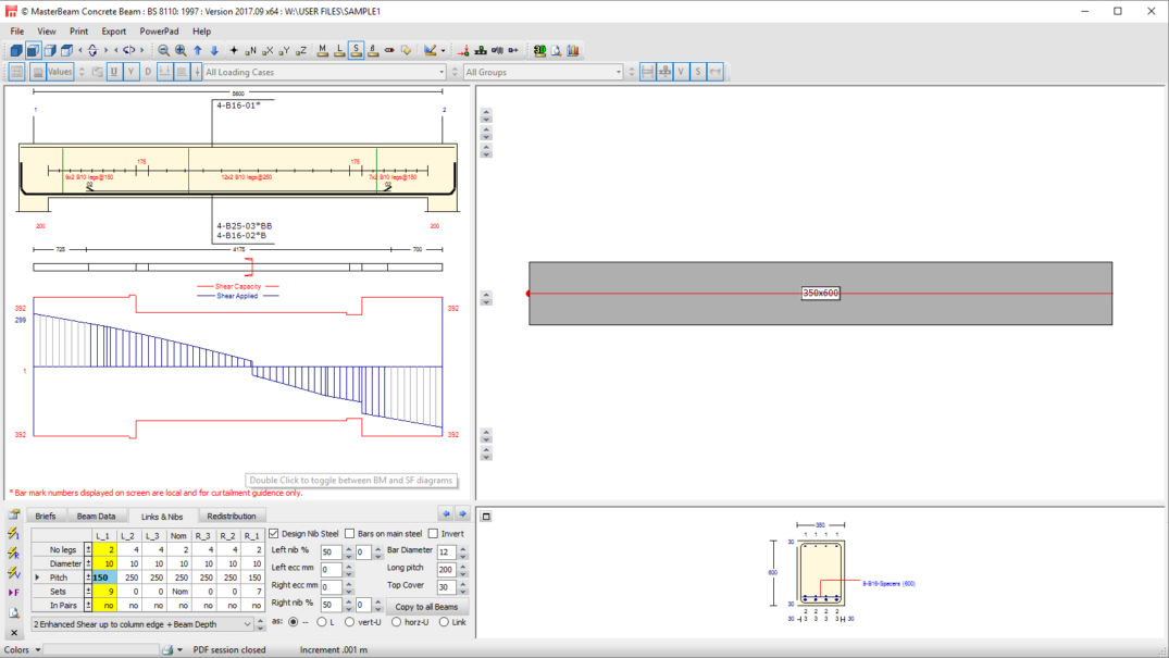 Masterseries Free Concrete Beam Software Structural Engineering