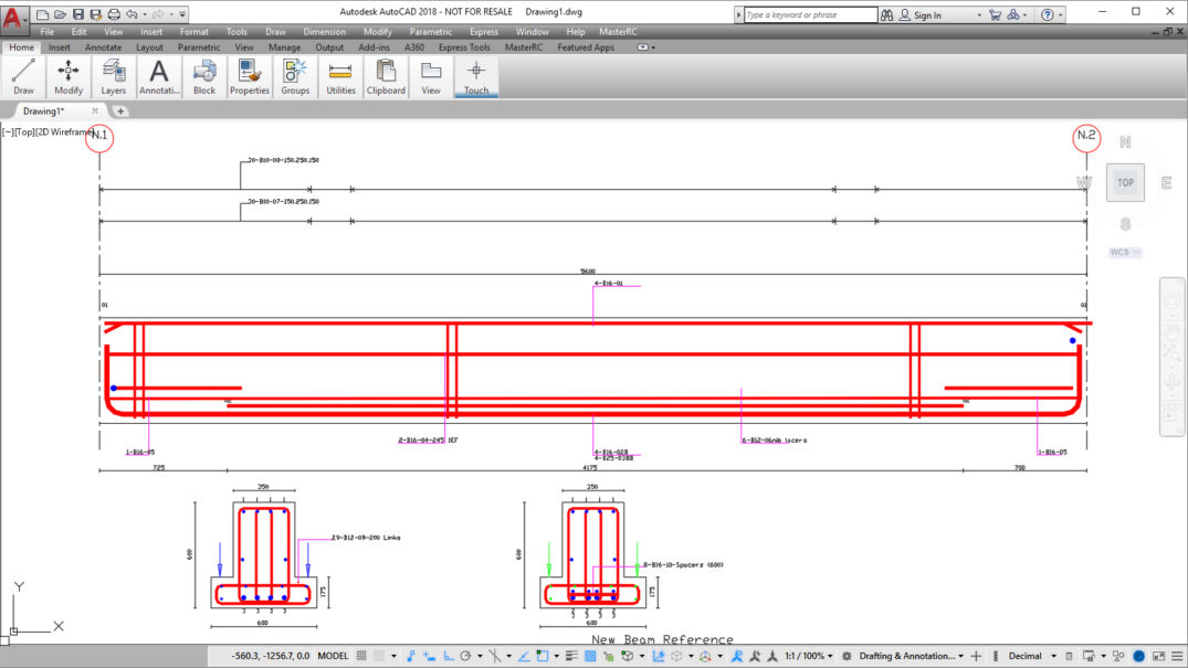 Masterseries Free Concrete Beam Software Structural
