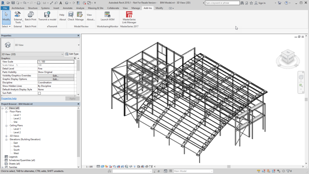 Ms Products Mastercad Bim Revit Masterseries 8