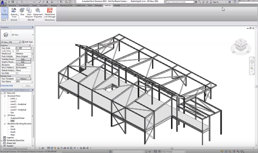 Ms Products Mastercad Bim Revit Autodesk 0