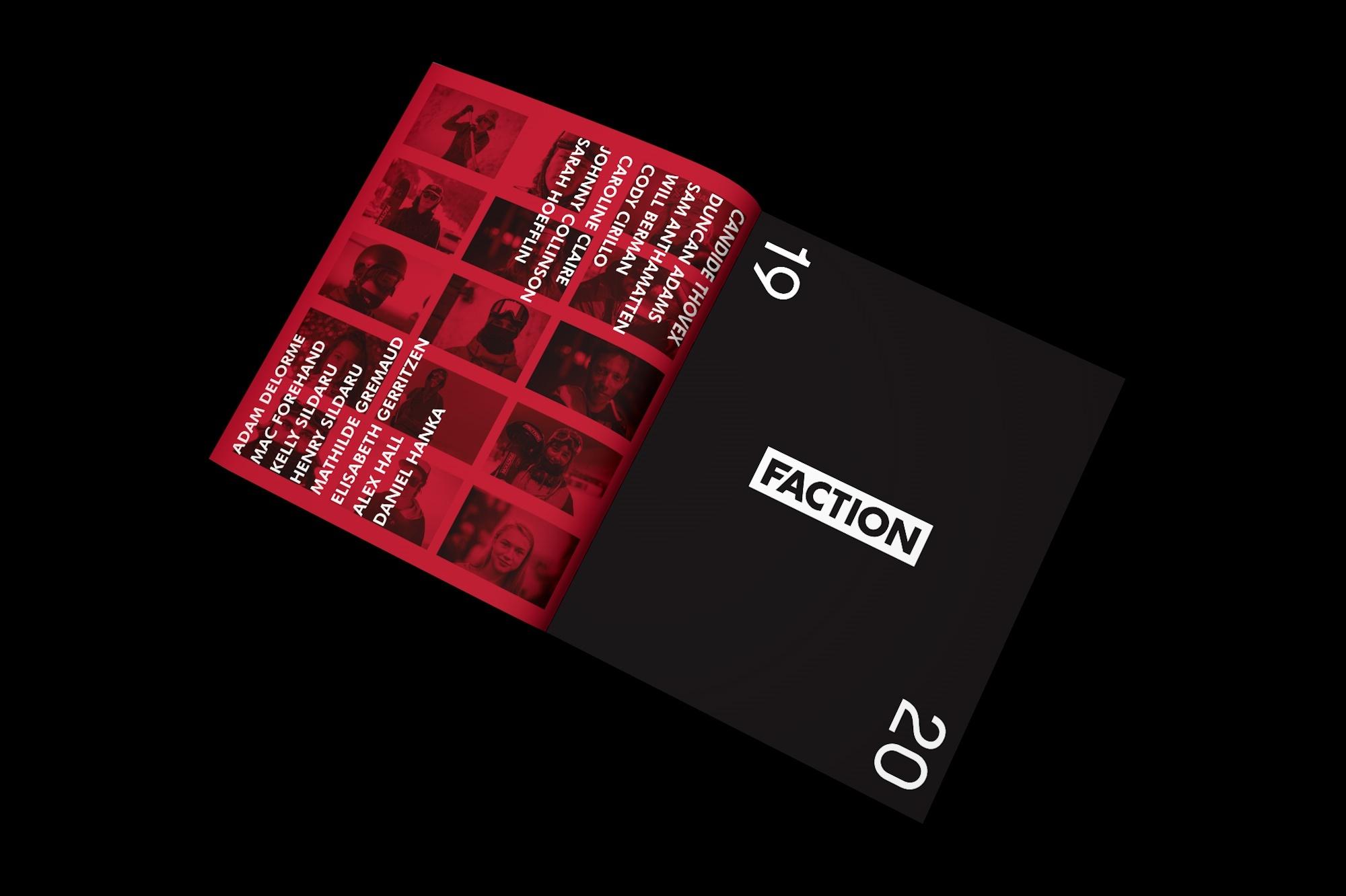 MASTER CS FACTION Catalogue Inside Colour