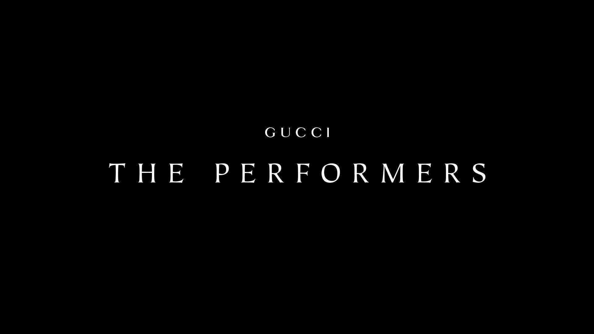 Master Cs Gucci The Performers Logo