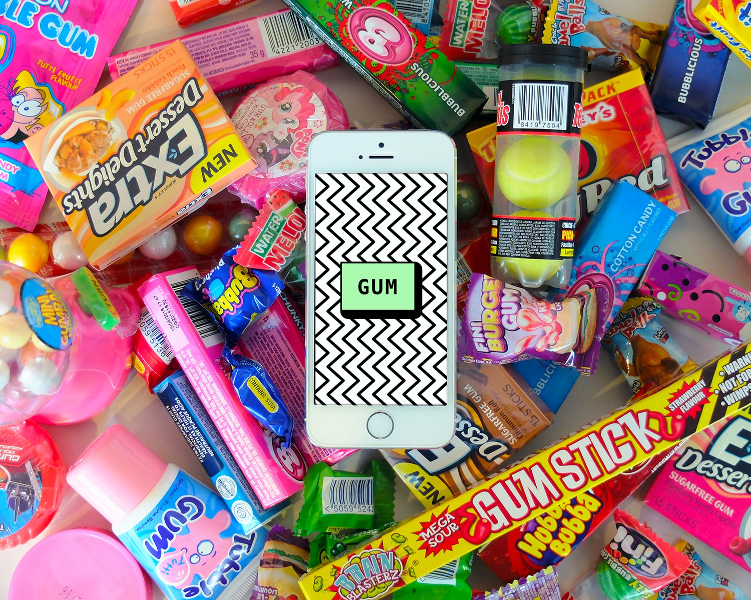 GUM - the social network of things