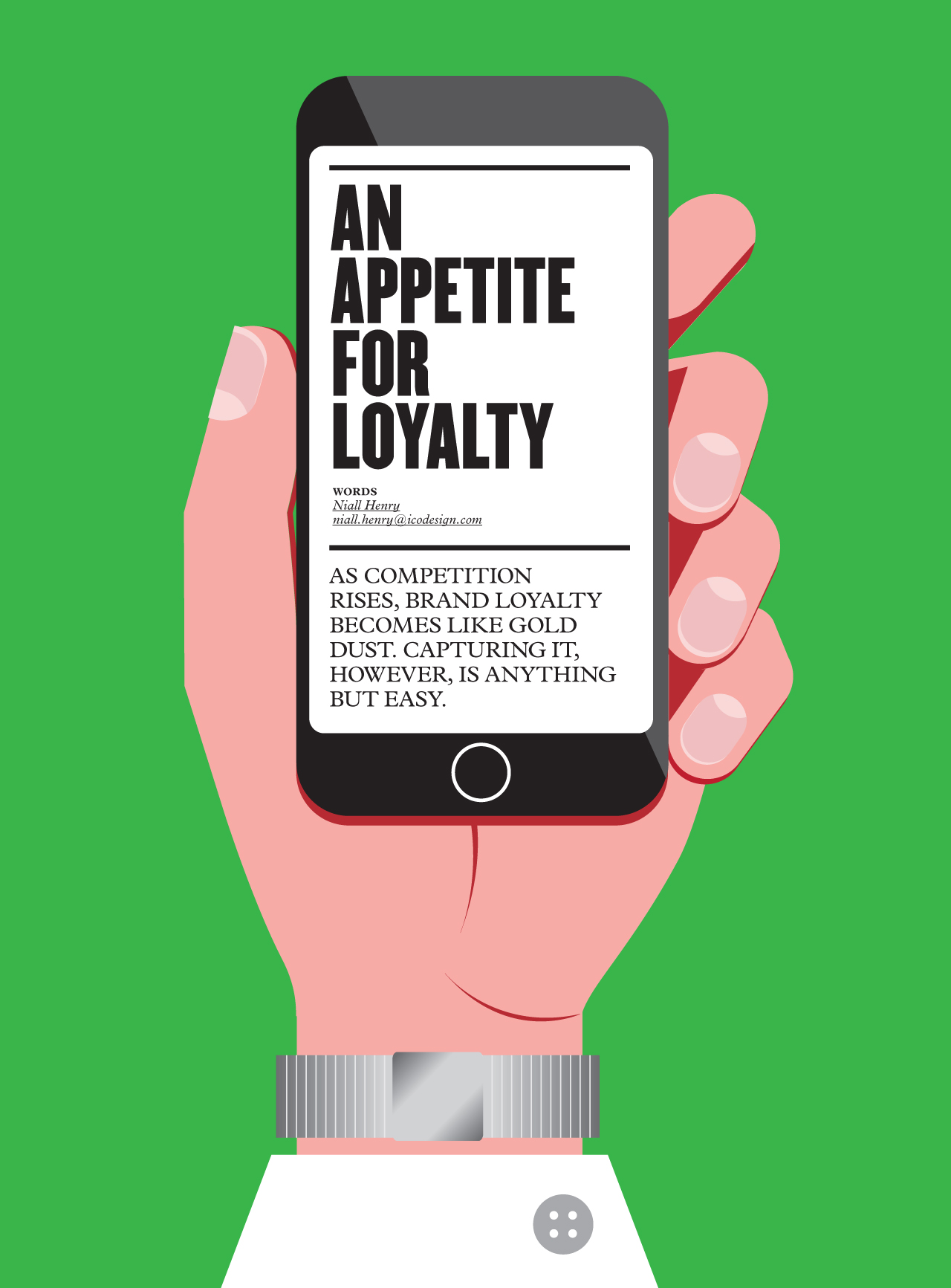 An appetite for loyalty