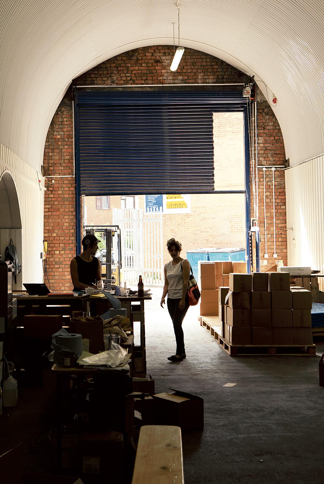 Kernel Brewery, Bermondsey