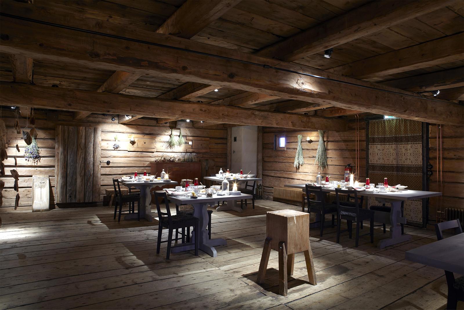 Faviken Restaurant