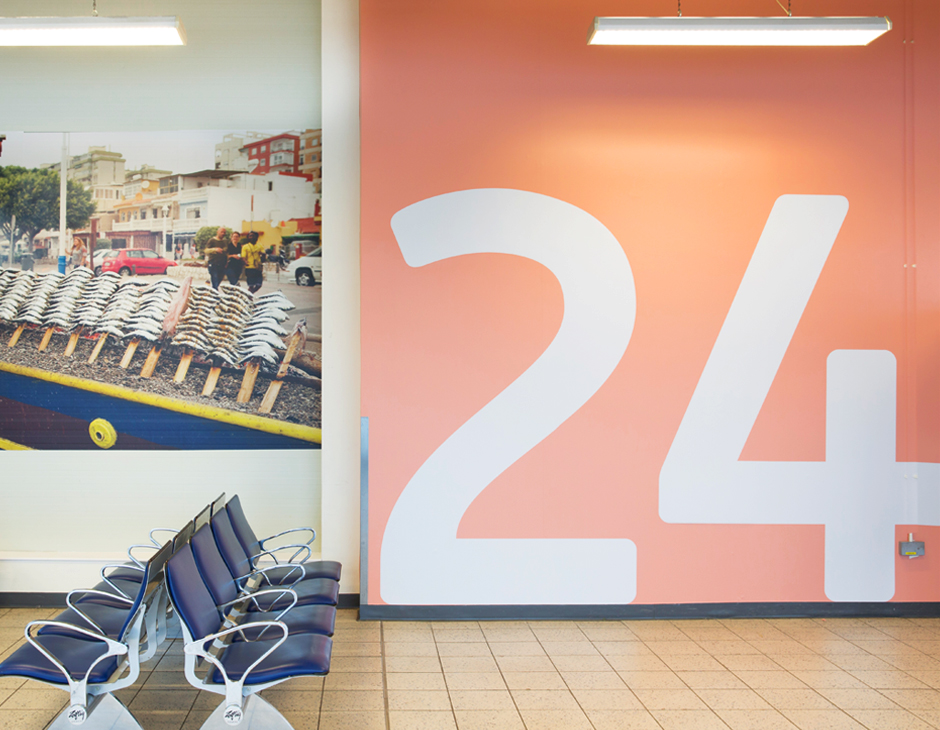 Ico Design London Luton Airport Environment