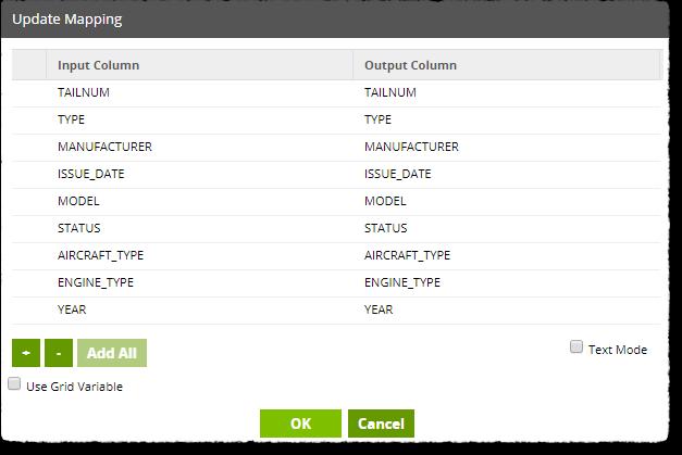 Matillion   Table Update Component
