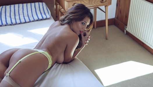 Holly Peers: In the cabin