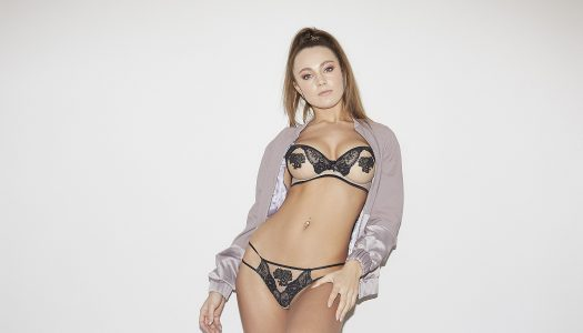 Chloe Jones: Love Lingerie