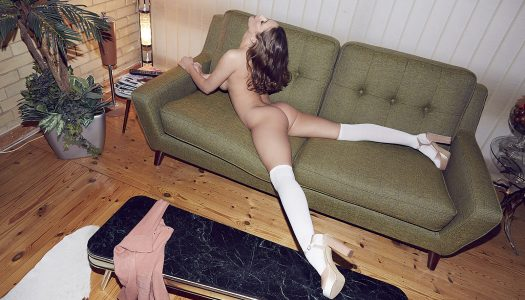 Emily Agnes: Knee Highs