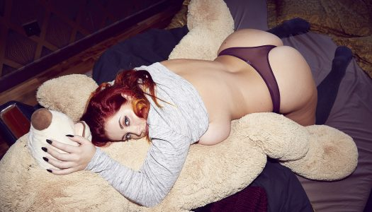 Lucy Vixen: Behind the Scenes No.4