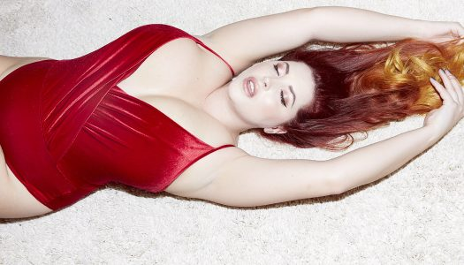 Lucy Vixen: Simply Red