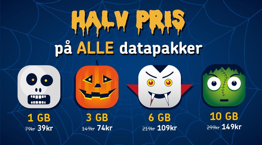 halloween kampanje