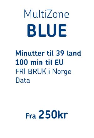 MultiZone BLUE