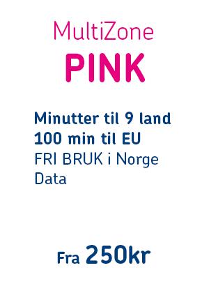 MultiZone PINK
