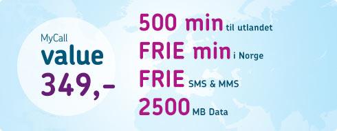 Billig mobilabonnement
