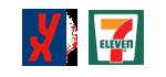 YX 7-eleven logo