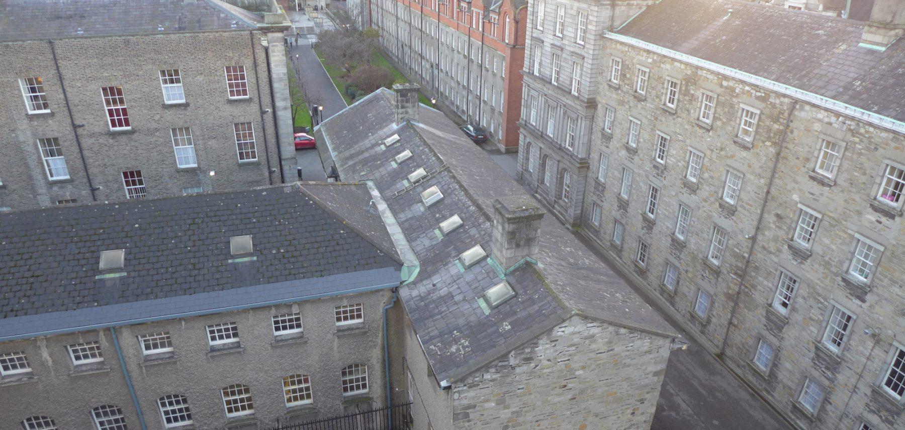 Dublin Projects — McCullough Mulvin