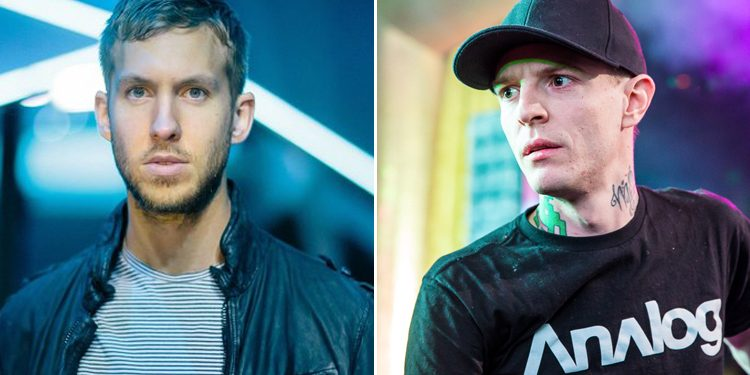 Calvin Harris And Deadmau5 Have Fun On Twitter