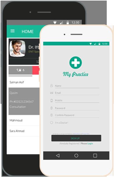 MyPractce App