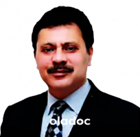 Top Eye Surgeons in Lahore - Dr. Nadeem Hafeez Butt