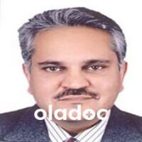 Prof. Dr.  Maroof Aziz Khan (ENT Specialist) Lahore