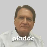 Top Radiologist Lahore Prof. Dr. Muhammad Nawaz Anjum