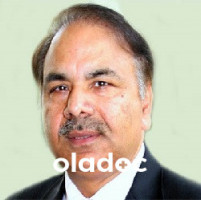 Prof Dr. Arshad Chohan (Gynecologist) Lahore