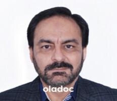 Dr. Kashif Malik (Gastroenterologist) Lahore