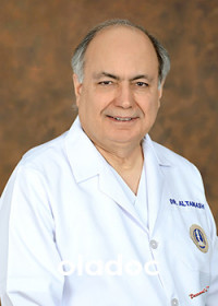 Top oral and maxillofacial surgeon in Karachi - Prof. Dr. Mohammad Altamash
