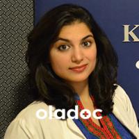 Dr. Amina Rashid (Dentist) Islamabad
