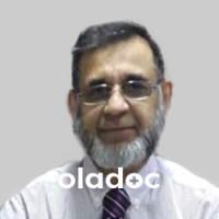 Dr. Mian Sajid Nisar (Gastroenterologist, General Medicine) Lahore
