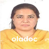 Top Gynecologists in Cavalry Ground, Lahore - Dr. Rukhsana Hameed