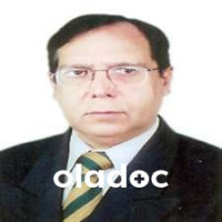 Top Eye Specialists in Garden Town, Lahore - Dr. Ishfaq Qamar