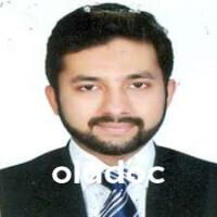 Top Orthopedic Surgeons in Garden Town, Lahore - Dr. Syed Kashif Mehdi