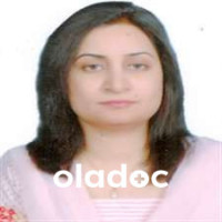 Top Gynecologists in Gulberg, Lahore - Dr. Ambreen Rafiq Sheikh