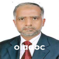 Dr. Maqsood Ahmed (Orthopedic Surgeon) Lahore