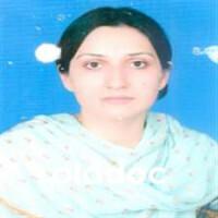 Dr. Amina Malik (Radiologist) Lahore