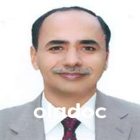 Top Doctor for Pediatric ICU in Faisalabad - Dr. Zahid Mehmood Chaudary